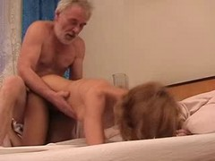 Old Man, Dad fuck girl friend