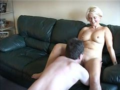 British, Milf, British massage