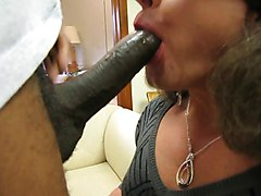 Young girl suck bbc