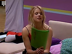 Blonde, Teen, On big brother