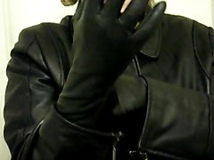 Leather, Gloves, Latex gloves