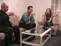 Party, Russian, Russian groupsex