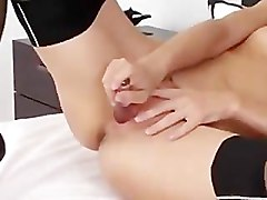 Maid, Maid gets ass fucked