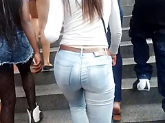 Jeans, Ass, Pissing in jeans