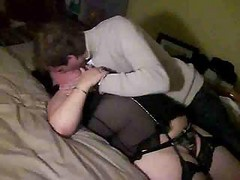 Wife, Drunk, Amateur drunk swallow