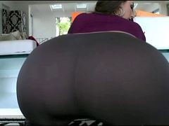 Panties, Ass, Big ass hole