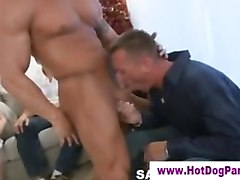Orgy, Strip, Gay security strip search