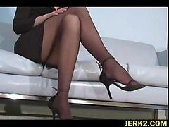 Office, Stockings, Teen stockings