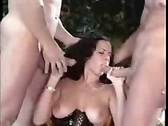 Brutal, Party, 18 innocent threesome