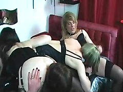 Crossdresser, Dress, Crossdress suck