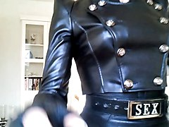 Leather, Milf leather