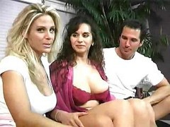 Classic, Ass, Threesome deepthroat