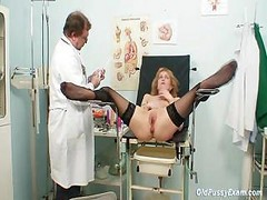 Doctor, Milf, Milf pussy licking