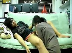 Asian, Korean, Double penetration student movies