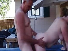 Wife, Outdoor, Laura - my boss fucked my wife