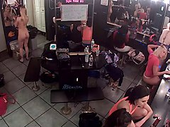 Club, Strip, Punished in the living room