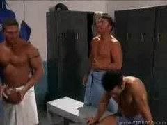 Gangbang, Sport, Hot handsome sports gays sex