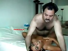 Indian, Indian bhabi sex with father