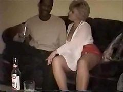 Black, Wife, Drunk gangbang