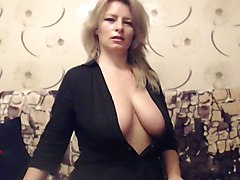 Bus, Milf, Exploring mature busty milf pussy