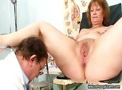 Doctor, Mature, Fake doctor sex2