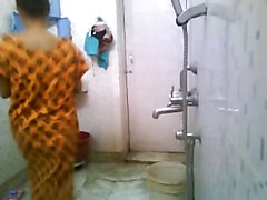 Indian, College, Hidden cam shower indian