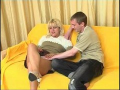 Real father mother and son sex