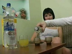 Drunk, Russian, Drunk swallow