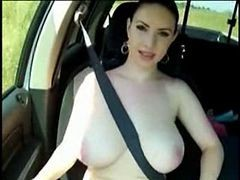 Car, Flashing, Asian flashing