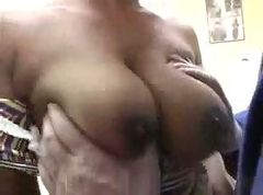 Maid, Busty german bar maids threesome