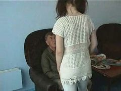 Russian, Old And Young, Old and young renee sex gangbang