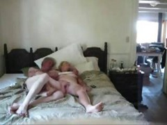 Wife, Orgasm, New couple