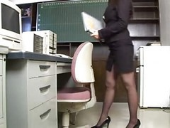 Asian, Office, 90 s office