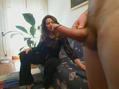 Italian, Mom, Son anal mom
