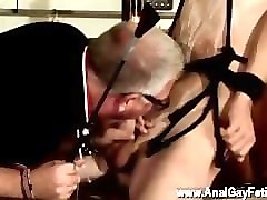 Anal, Double Anal, Gay double penetration