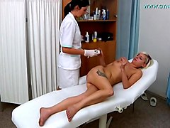 Blonde, Doctor, Anal doctor