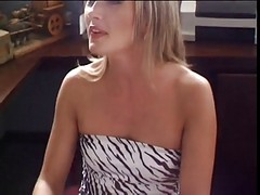 Gangbang, Office, Gina wild in office