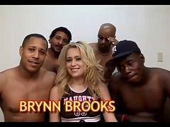 Gangbang, Interracial, Interracial wife