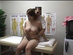 Asian, Japanese, Japanese massage uncensored