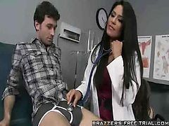Doctor, Spanking doctor