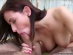 Amateur, Compilation, Russian girl ass rammed by