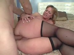 Anal, Mom, Big ass lickers