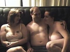 Amateur, Bbw, Russian threesome