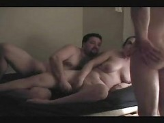 Wife, Drunk wife anal