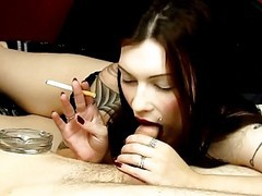 Fetish, Smoking, Gina white smoking