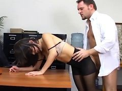 Bus, Panties, Office freaks
