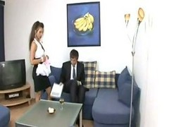 Bus, German, Russian mature maid