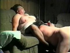 Gangbang, Ugly, Ssbbw fist piss outdoors
