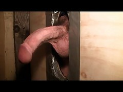 Deepthroat, Gloryhole, Thai girl monster deepthroat