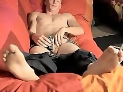 Asian, Massage, Teen massage penis